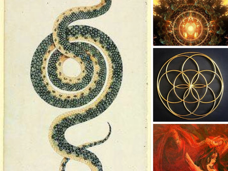 Dancing with temple snakes...