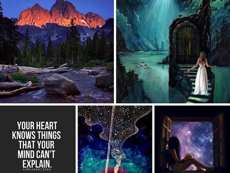 Holographic imagination...
