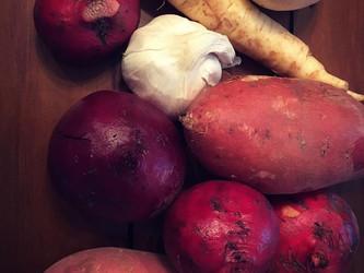 Root Veggie Medley