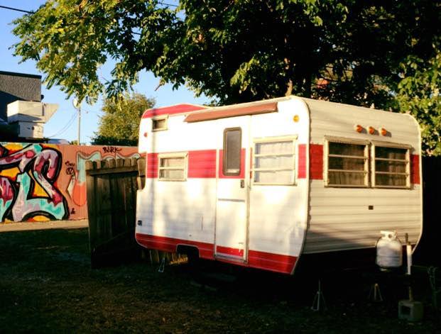 Playhouse Camper