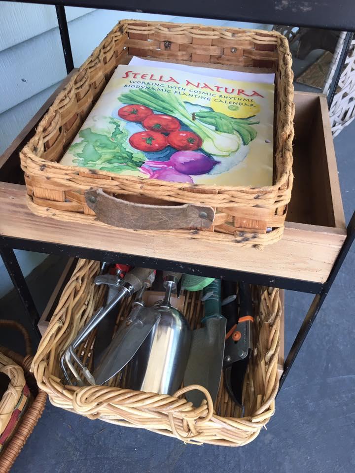 Garden Cart Tools
