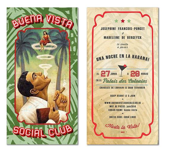 Whatlouisedid Invitation Cuba