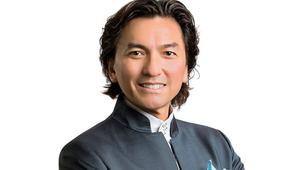 Dr. Finian Tan, Chairman, Vickers Venture Partners