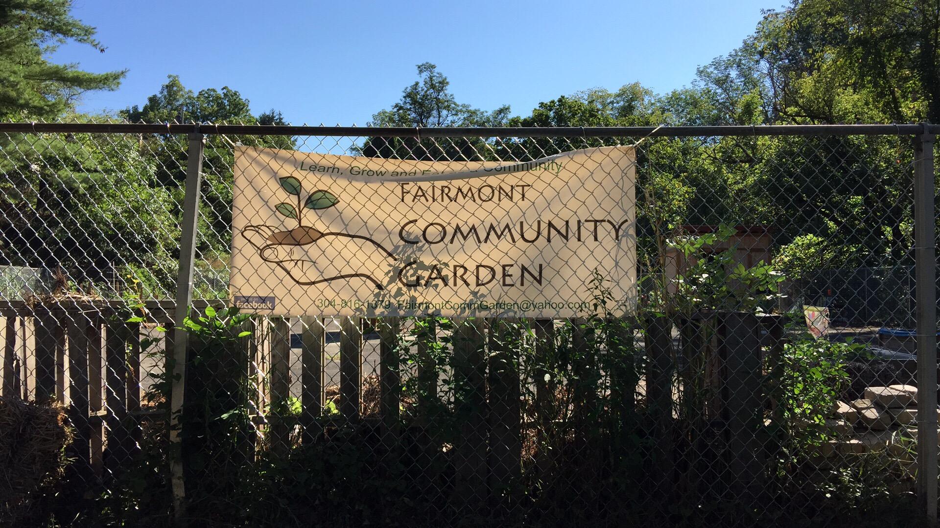 FairmontCommunityGarden