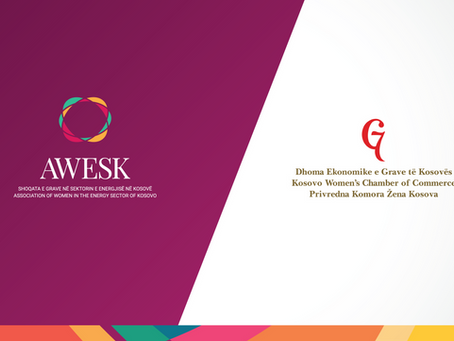 AWESK signs an MoU with the Women's Economic Chamber