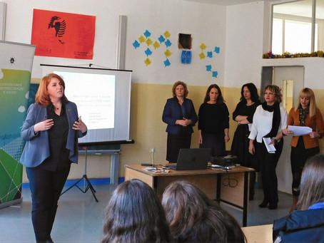 Përmbyllen aktivitetet e projektit për orientim në STEM