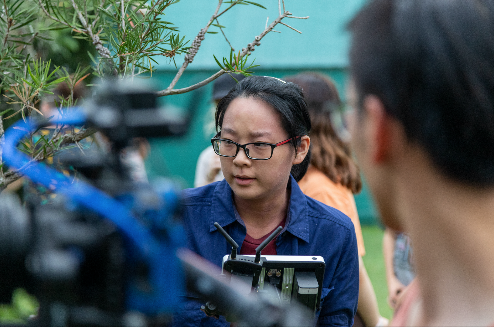 Sabrina Sidharta (Cinematographer)