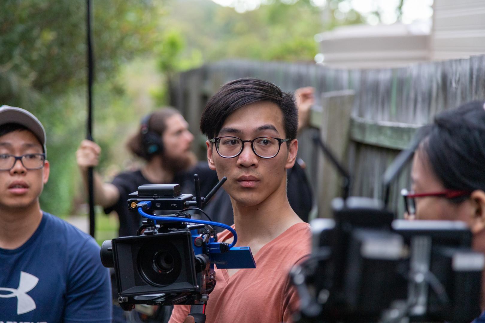 Chris Chung (Gimbal Operator)