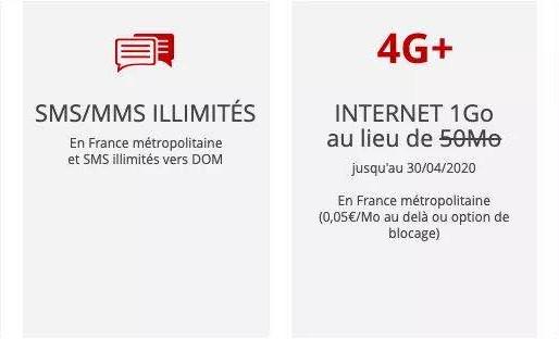 通信服务 | 每月2€的电话套餐(Free Mobile)
