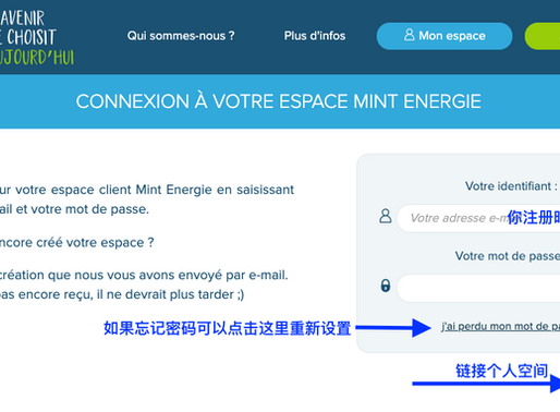 电力 | Mint Energie 的电费单详解