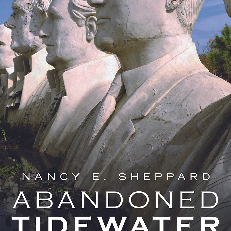 Abandoned Tidewater Virtual Book Launch