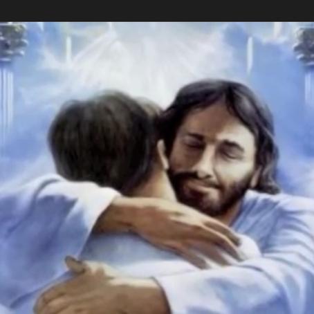 Jesus and Matty