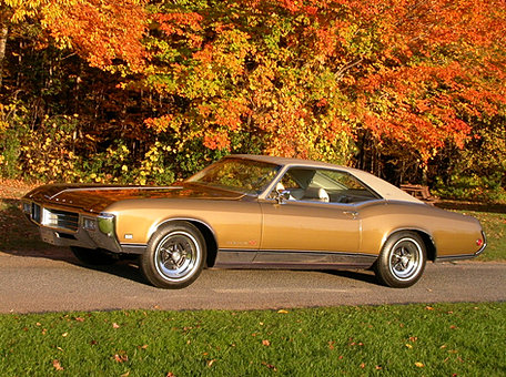 Amazing 1969 Buick Riviera GS. One Of The Finest Cars Iu0027ve Ever Owned. I Bought