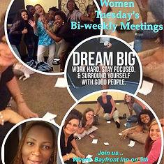 Empowering Influential Women Bi-Wkly Mtg