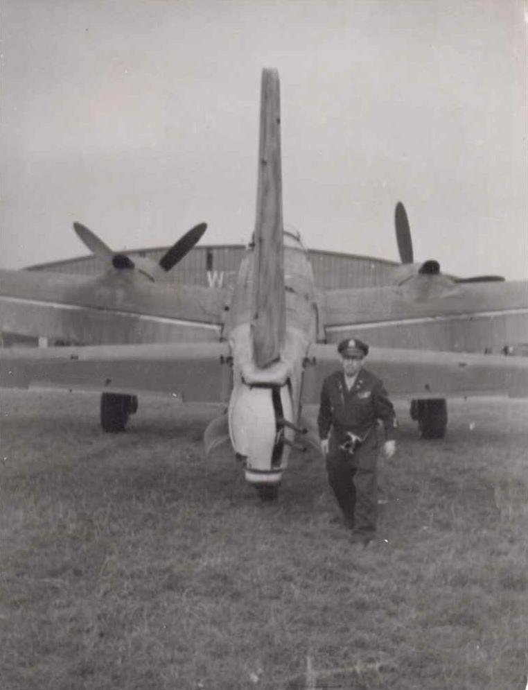 Ju 388 mit FHL