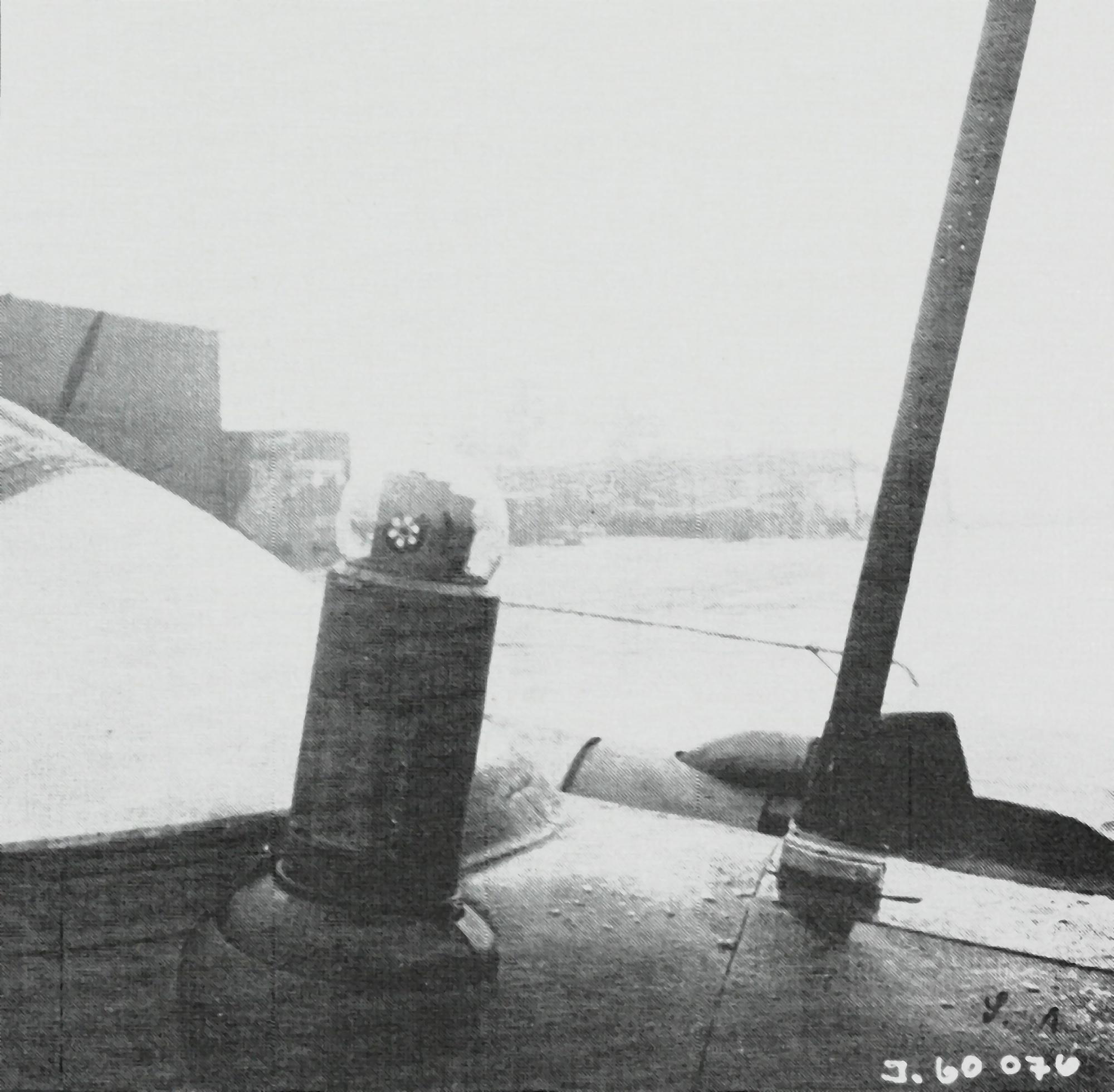 PVE 11 oberer Ausguck - Ju 388
