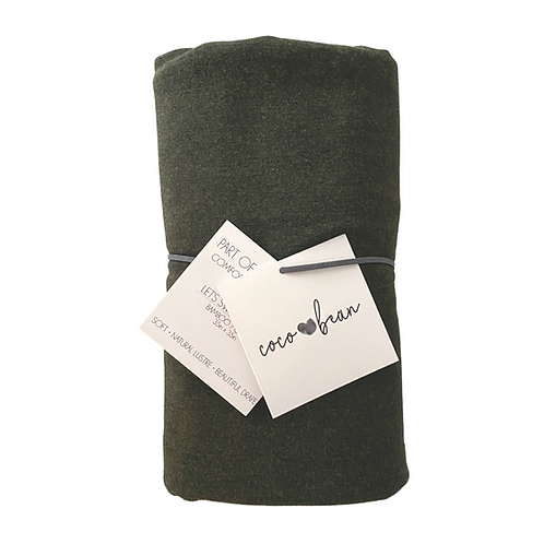 """Heather Forest """"Let's Swaddle"""" Bamboo Swaddle"""