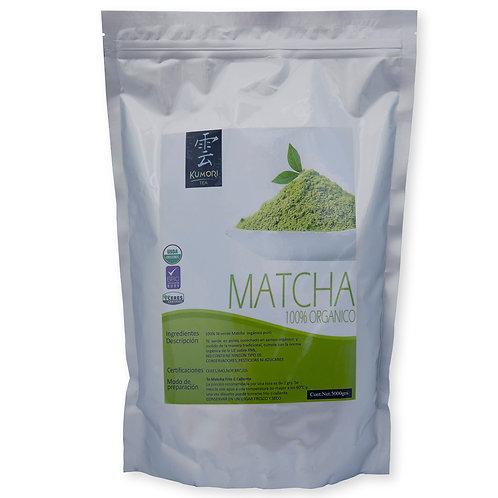 TÉ MATCHA 100% orgánico 5kg