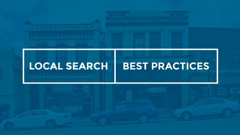 5個本地商業的最佳網絡營銷手段