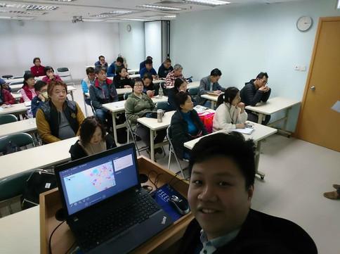 Google推廣心得分享課堂於3月10日順利完成