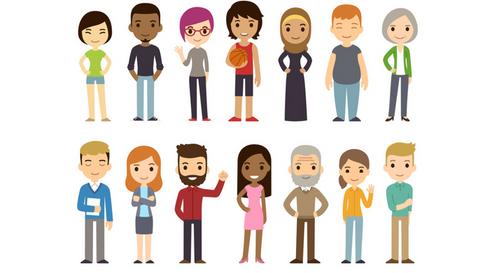戰略營銷: 為自己及客戶設定不同的人物角色