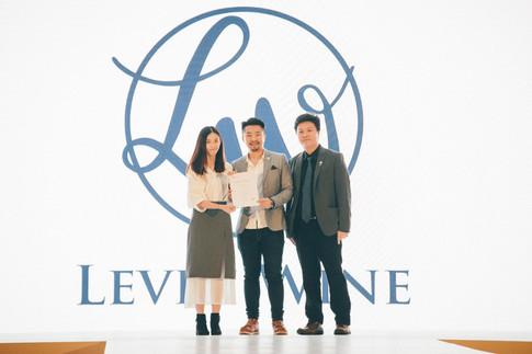 恭祝Levine Wine 成為理工大學時裝展主贊助商