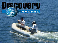 Discovery Channel Field Producer Shooter on location in Sea or Cortez
