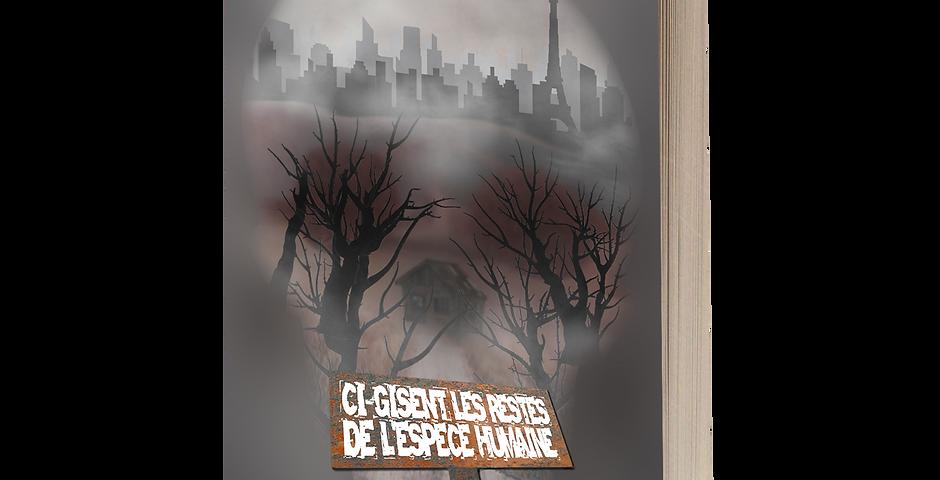 CI-GISENT LES RESTES DE L'ESPÈCE HUMAINE de Olivier Petiot
