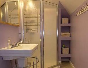 Apt 2 - Master Suite Bathroom