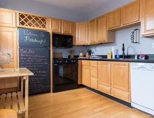 Apt 2 - Kitchen