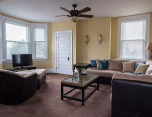 Apt 2 - Living Room