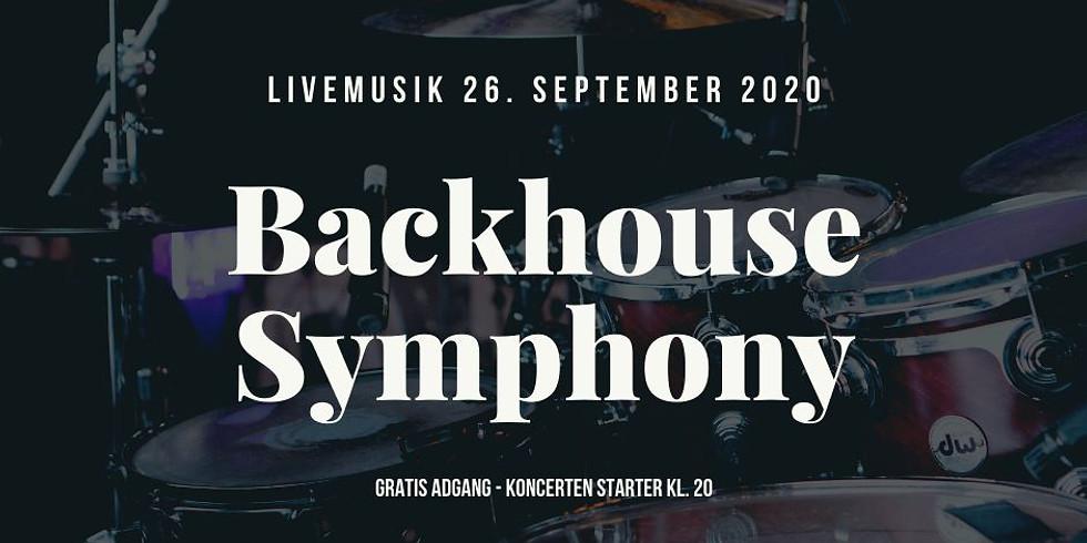 Backhouse Symphony spiller irsk folkemusik