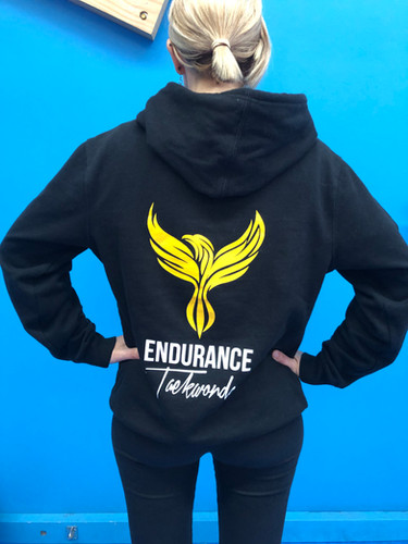 Endurance Taekwondo Hoodie