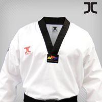 Taekwondo Dobok Black
