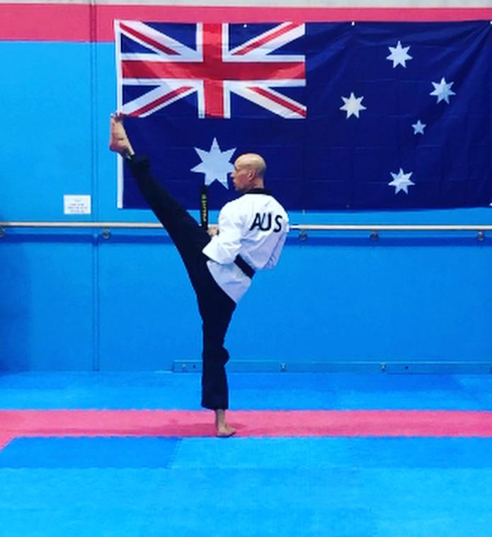 Taekwondo Poomsae Competition