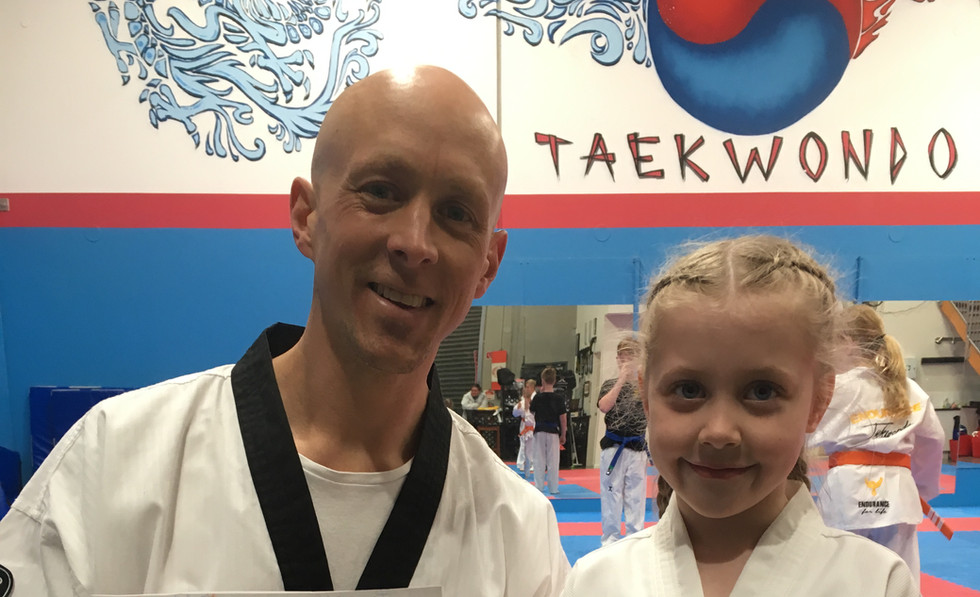 Taekwondo for everyone