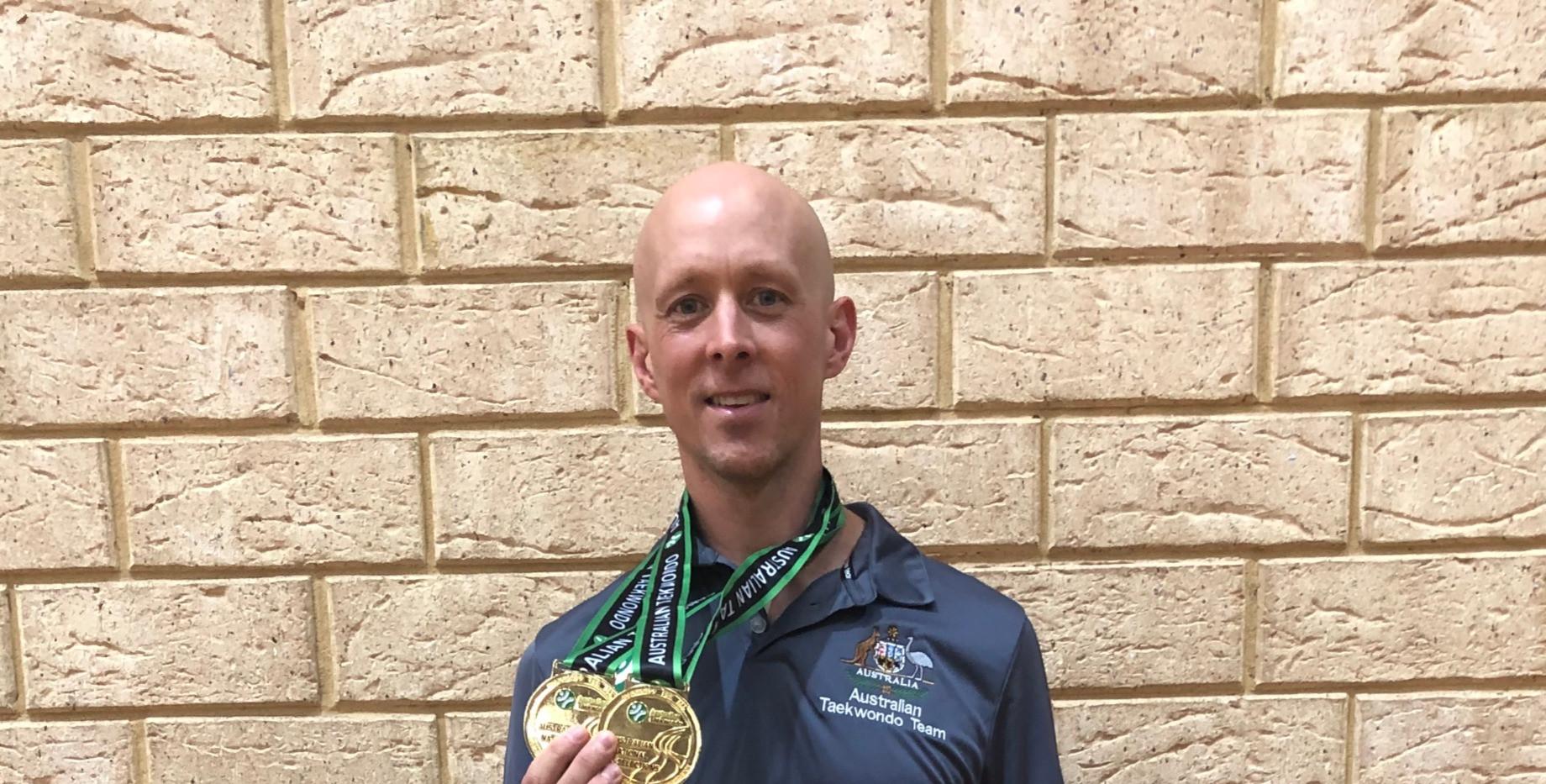 Al wins double at Australian Taekwondo Selections