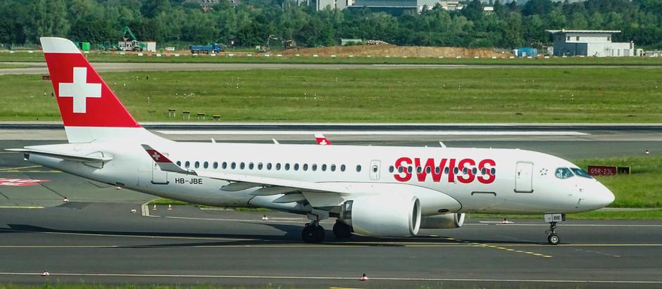 Swiss od 1.aprila vraća redovni avio-saobraćaj na liniji Cirih-Niš