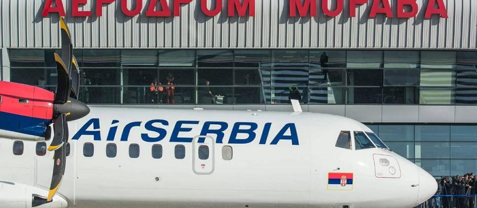 Air Serbia odustala od letova Kraljevo-Solun