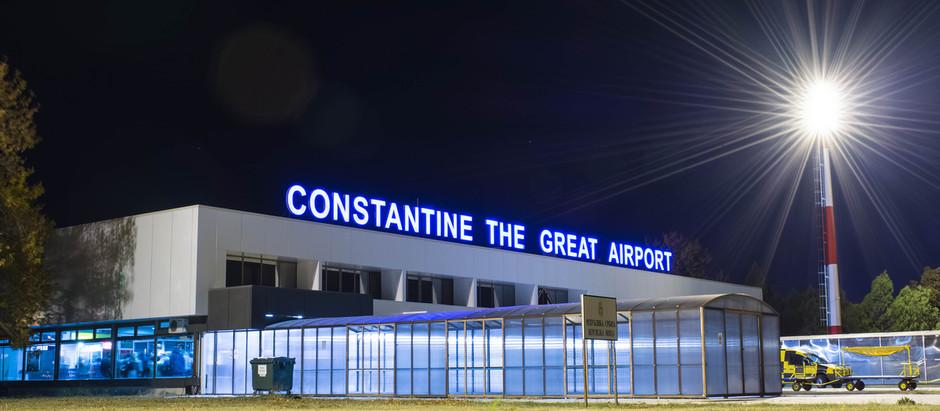 Niškom aerodromu potrebno hitno proširenja ili izgradnja novog terminala