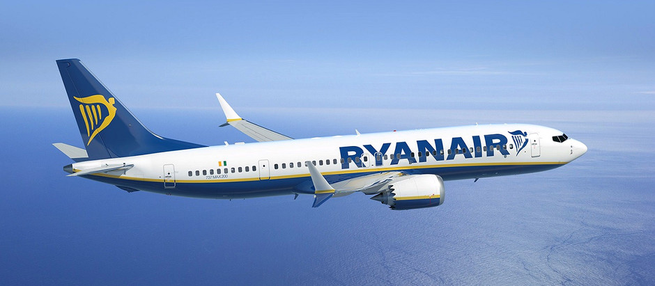 Ryanair kupuje još 75 aviona Boeing 737 Max