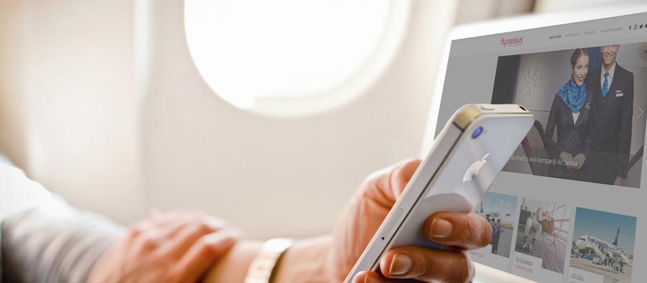 Trikovi i saveti: Upotreba elektronskih uređaja u avionu