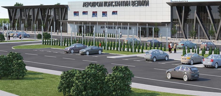 Završna faza izrade tehničke dokumentacije za novu terminalnu zgradu na niškom aerodromu
