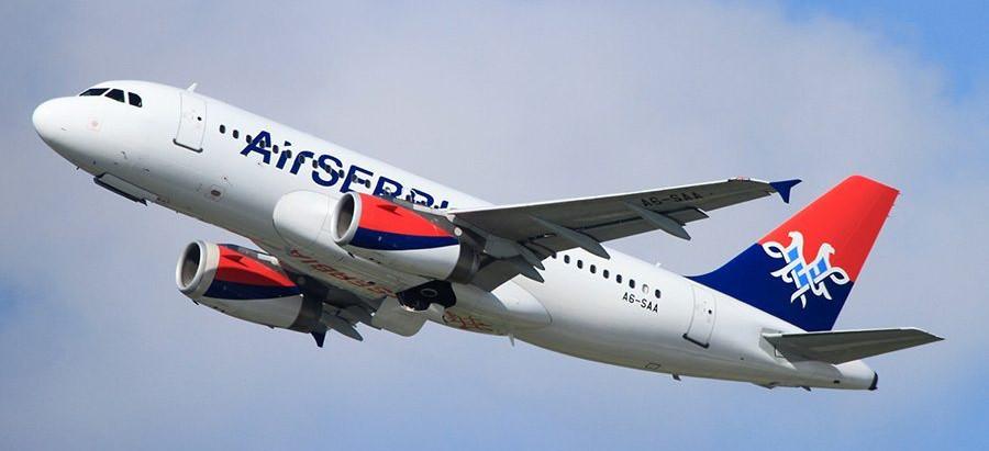 Air Serbia ponovo pokreće letove na liniji Niš - Tivat od 16. juna