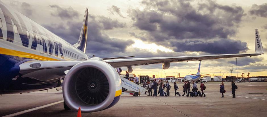 Veliki optimizam Ryanaira nakon objavljivanja informacija o vakcini