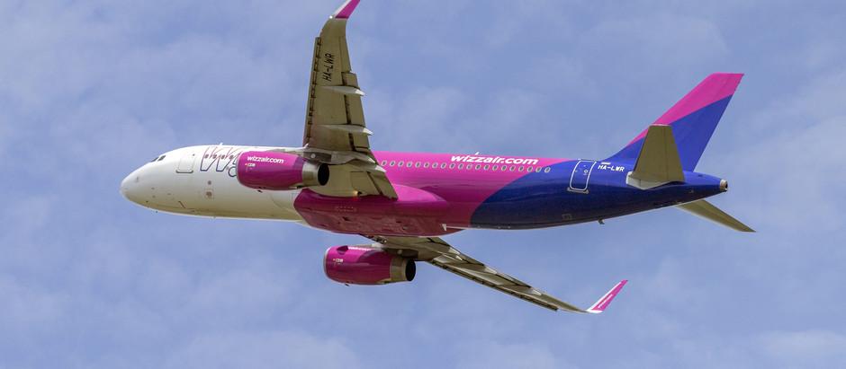 Wizz Air redukuje letove sa aerodroma Konstantin Veliki