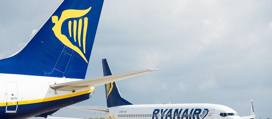 Velika promo akcija kompanije Ryanair, letovi od 9,99 evra - danas do ponoći