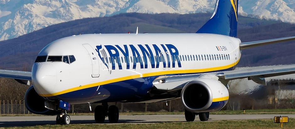 Ryanair prevezao više putnika tokom marta meseca
