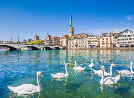 Cirih - grad jezera i luksuza