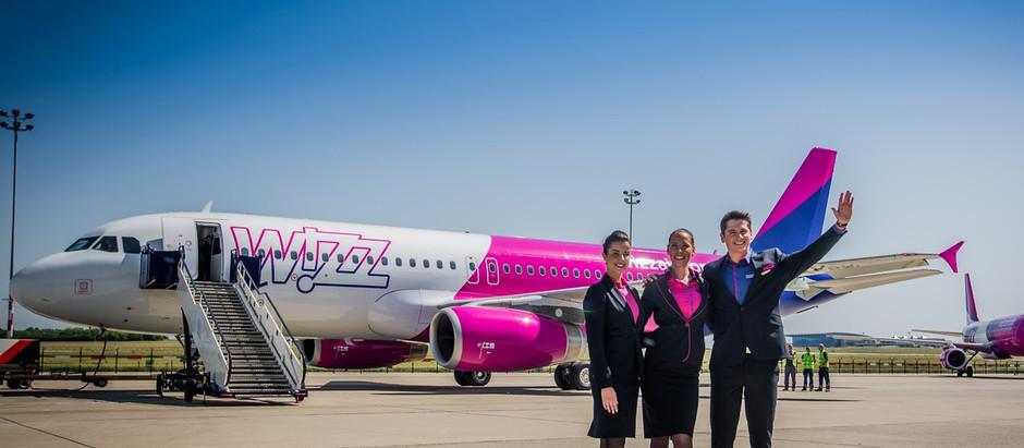 Wizz Air zabeležio rast od 6% uprkos rastućim troškovima u protekloj godini